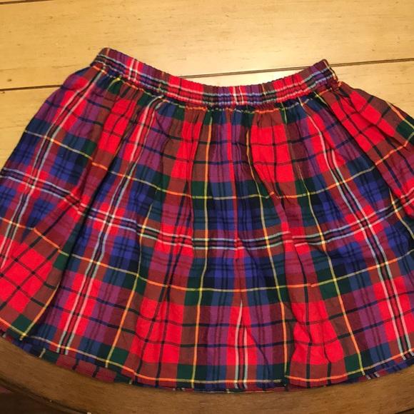df3f4c5488 GAP Bottoms | Kids Tartan Skirt | Poshmark